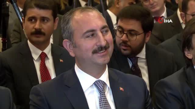 """Adalet Bakanı Gül FETÖ'cüler için net konuştu: """"Dumanla bile haberleşseler bulup çıkaracağız"""""""