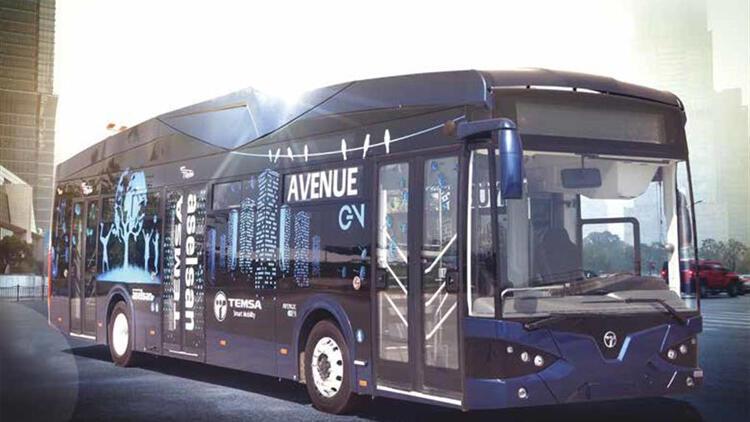 ASELSAN'ın geliştirdiği elektrikli otobüsler yola çıkıyor