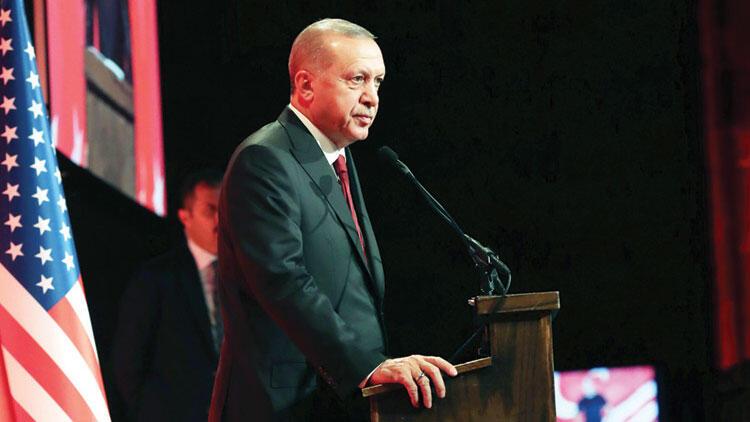 Cumhurbaşkanı Erdoğan: ABD ile sıkıntılı süreci aşıyoruz
