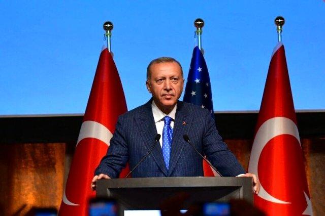 Cumhurbaşkanı Erdoğan New York'ta Türk – İslam âlemine seslendi