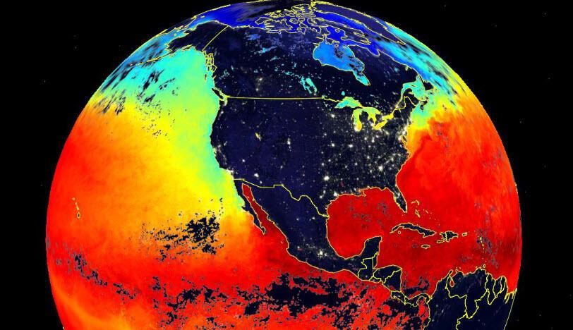 Dünya'da bugüne dek görülen en yüksek sıcaklık kaç derece?