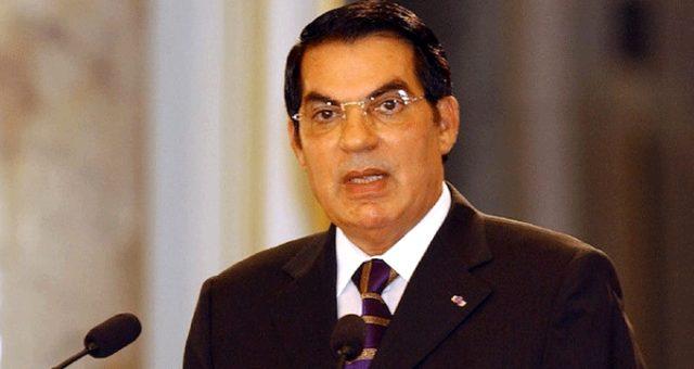 Halk ayaklanması sonrası Tunus'tan Suudi Arabistan'a kaçan eski Cumhurbaşkanı Zeynel Abidin Bin Ali öldü