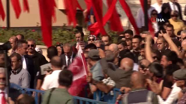 """MHP Genel Başkanı Devlet Bahçeli: """"İstiyorlar ki hükümet düşsün Türkiye tökezlesin"""""""