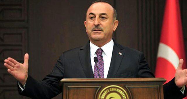 Son Dakika: Bakan Çavuşoğlu'ndan ABD'ye 'güvenli bölge' çıkışı