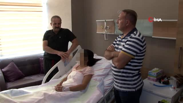 Vajinası olmayan hastaya literatüre girecek operasyon