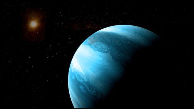 Küçük yıldızın yörüngesinde keşfedilen dev gezegen şaşkınlık yarattı
