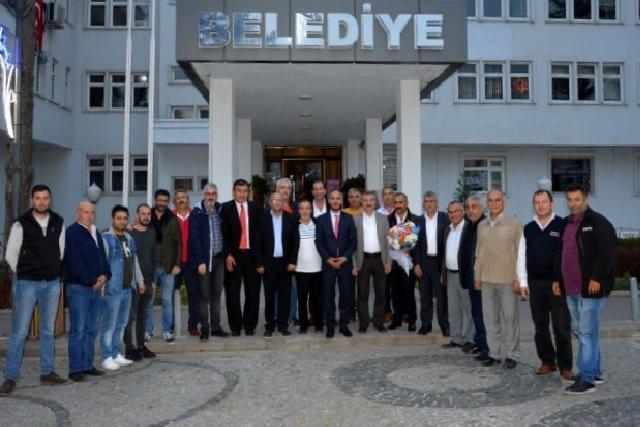 """Özdemir: """"Havza Cumhuriyet tarihinde önemli bir yere sahip"""""""