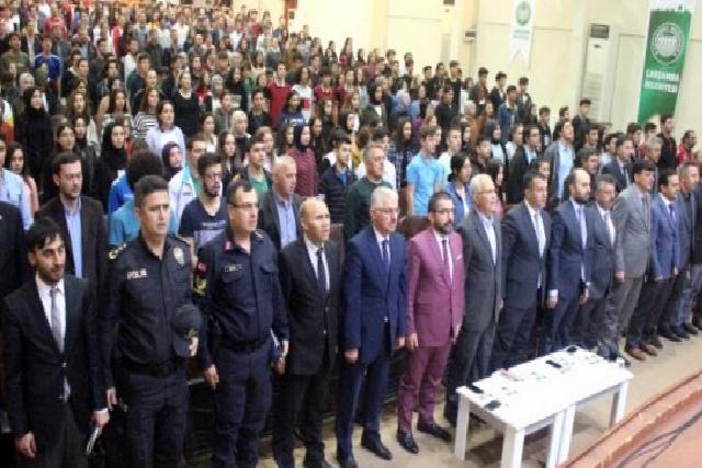 Çarşamba'da Ali Fuat Başgil Konferansı