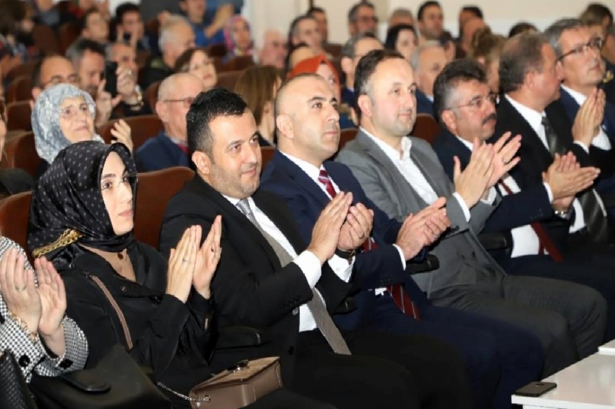 Çarşamba'da Öğretmenler Günü kutlama programı