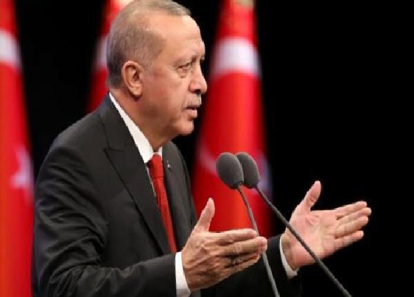 Erdoğan: Ülkemizde en büyük ticaret 'Atatürk' ve 'Cumhuriyet' ticaretidir