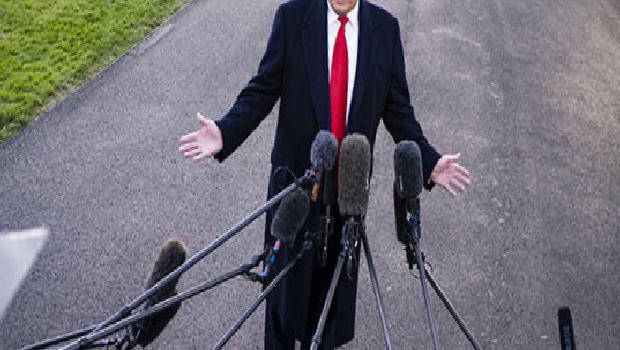 Trump duyurmuştu… Ve ABD resmen başvurdu