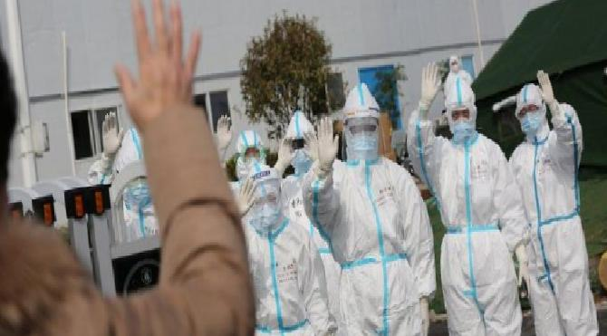Corona'da meyyit sayısı 3 bini aştı! Virüsün merkezinde dikkat çeken imaj