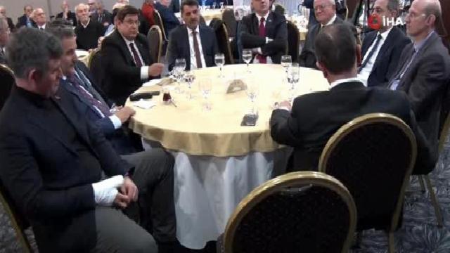 """Metin Feyzioğlu: """"Ben Türkiye'den umutluyum"""""""