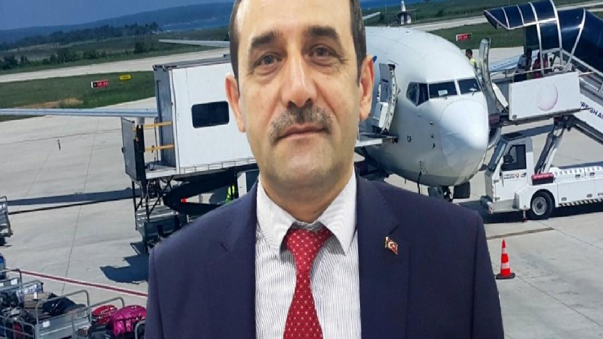 Samsun-Çarşamba Havalimanına yeni müdür