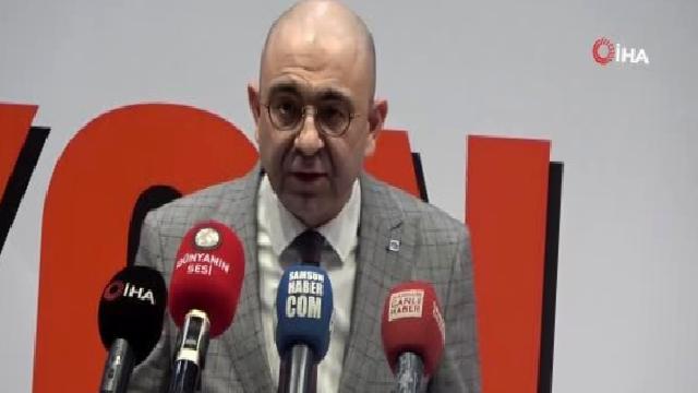 """Vali Osman Kaymak: """"Korona virüsü krizini fırsata çevirmeliyiz"""""""