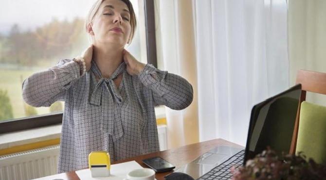 Bel ve boyun ağrısından korunmanın 10 adımı