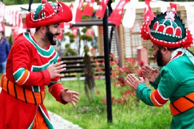 Samsun'da karantina altındaki gurbetçilere Ramazan nostaljisi