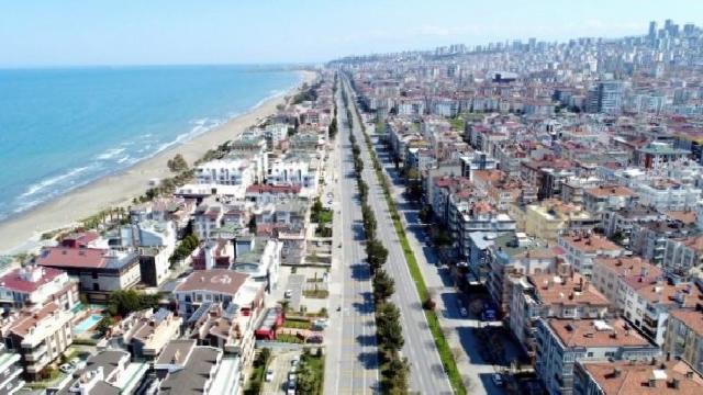 Samsun'da konut satışı yüzde 8,9 düştü