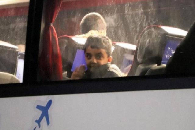 Türkiye'de bulunan Cezayir vatandaşları Samsun üzerinden ülkelerine gönderildi
