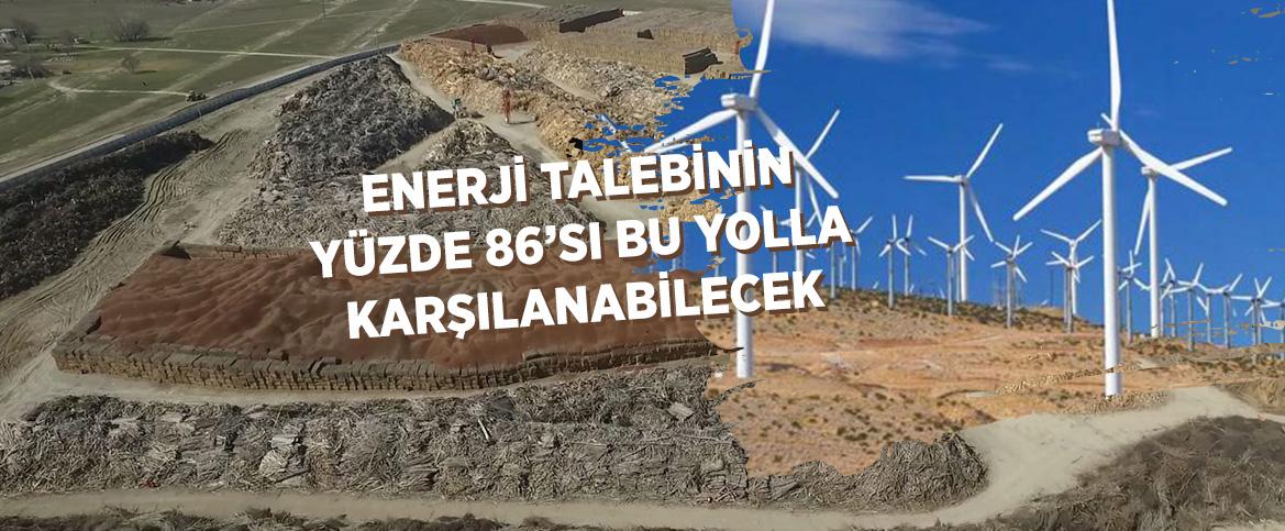 IRENA'dan yeni rapor: Enerji talebinin %86'sı karşılanabilir