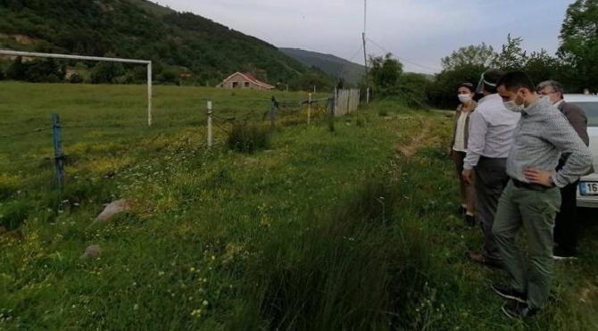 AKP'li belediye futbol sahasını satışa çıkardı! Gençler ayaklandı