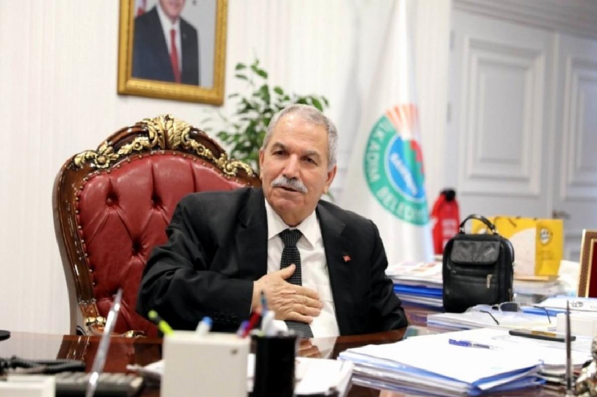 Başkan Demirtaş'tan vatandaşa 'vergi' hatırlatması