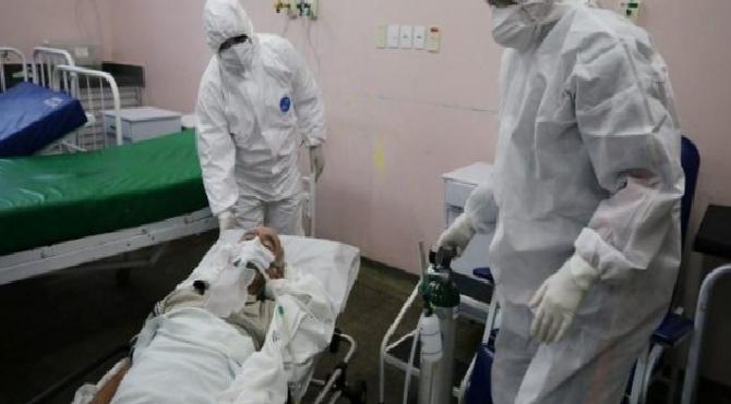 Ülkede corona paniği artıyor: Hastaneler doldu bile
