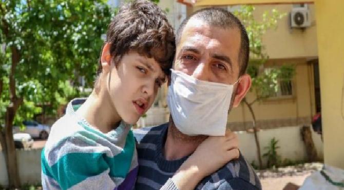 Otizmli Kuzey'in alınamayan raporu, ailesini mağdur etti