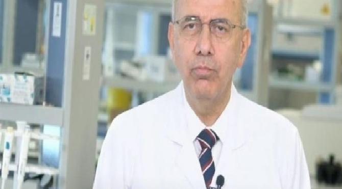 Prof. Ergönül: Sağlık Bakanı CV'lerimize bakabilir