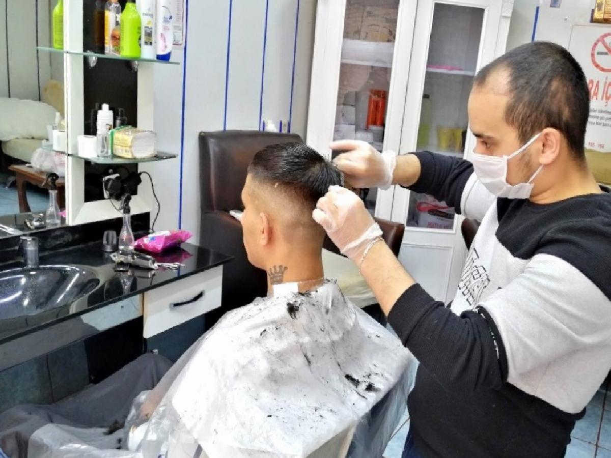 Samsun'da berberlere yüzde 120 zam