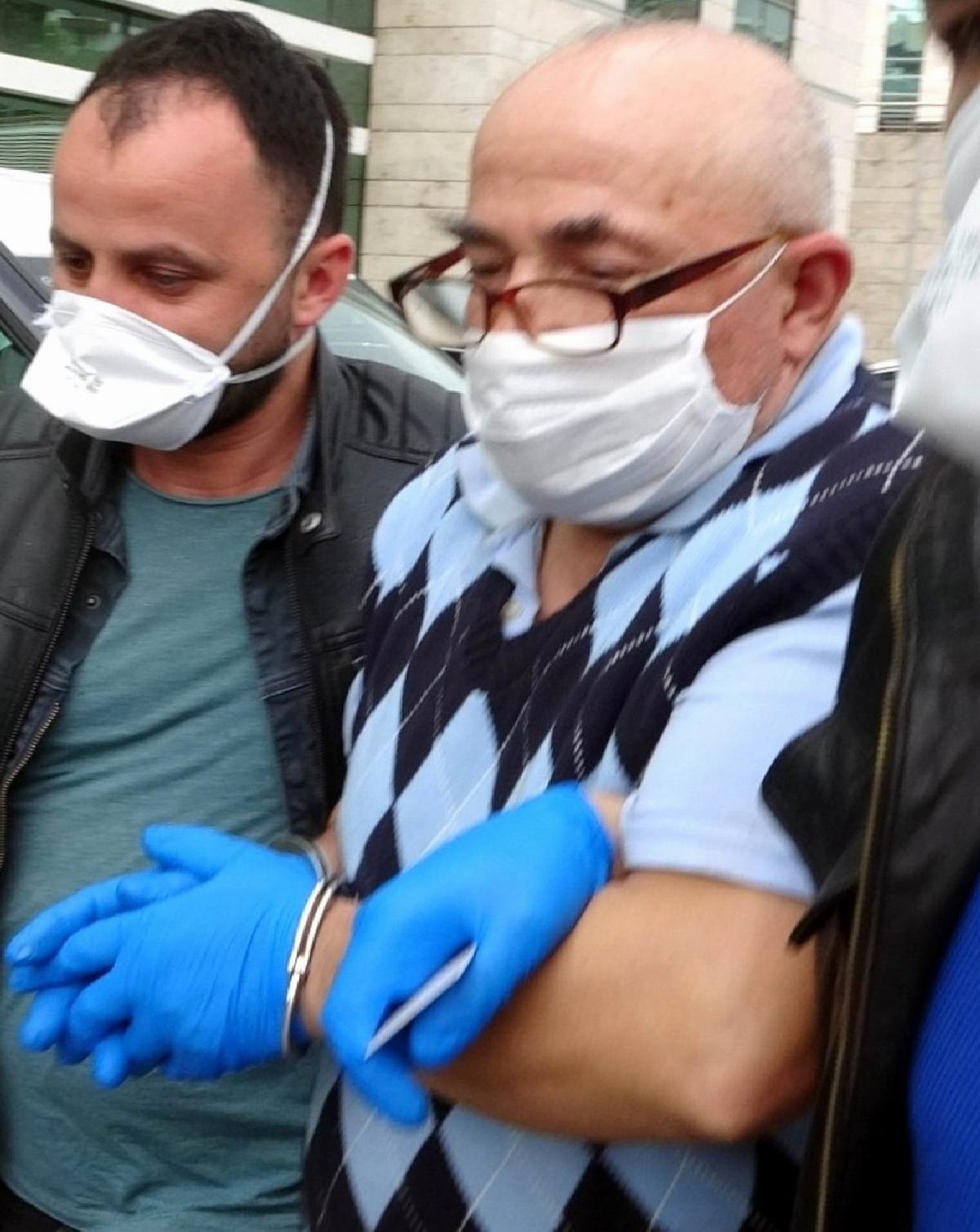 Samsun'da komşusunu öldüren şahıs tutuklandı