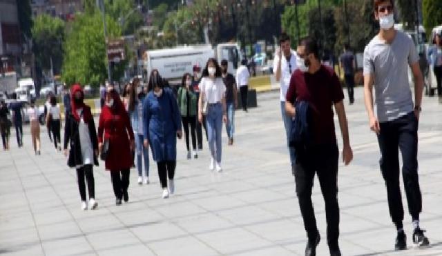 Samsun'un yüzde 15'i genç