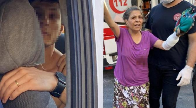 Abla kardeşin kavgasında anne kolundan bıçaklandı