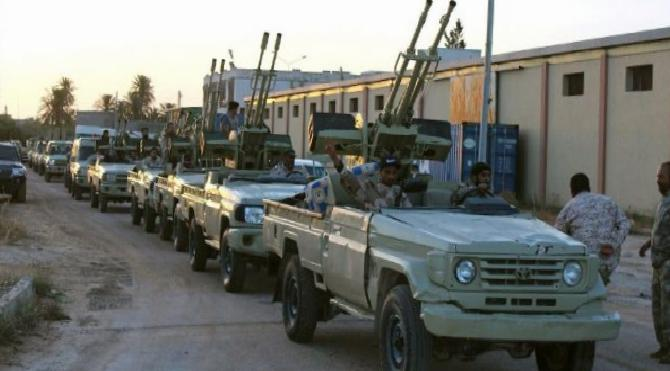 Alman bakandan flaş Libya açıklaması: Rusya ve Türkiye arasında bölünebilir