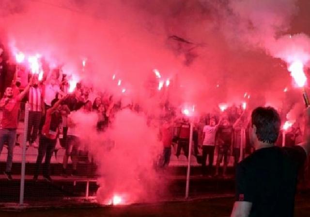 Şampiyon Samsunspor'a tebrik yağmuru