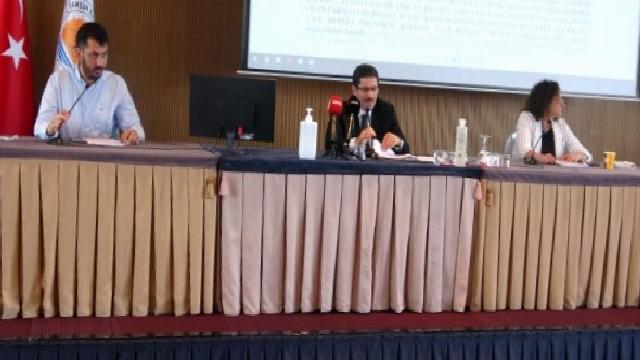 Büyükşehir Belediyesi Komisyon Toplantısı