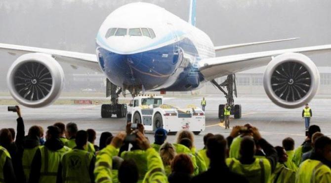 Corona salgını Boeing'i vurdu! 2021 yılına ertelendi