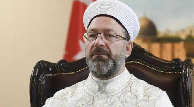 Diyanet İşleri Başkanı Ali Erbaş Ayasofya'da bayram namazı kıldıracak!