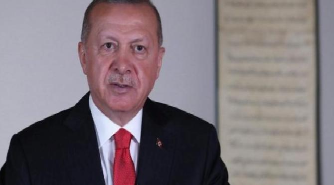Erdoğan: Diğer ülkelere Ayasofya kararına saygı göstermek düşer