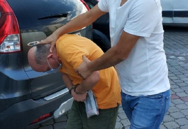 Evinde uyuşturucu ele geçen şahıs gözaltına alındı