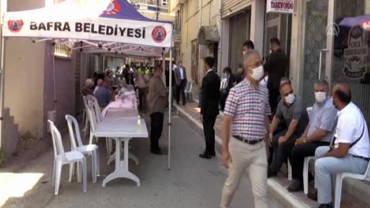 İçişleri Bakanı Soylu'nun kayınpederi Metin Dinç'in cenazesi defnedildi