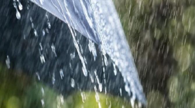 Meteoroloji'den 2 il için gök gürültülü sağanak yağış uyarısı!