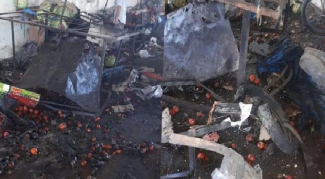 MSB duyurdu: Terör örgütü PKK/YPG 5 masum sivili katletti, 12 sivili de yaraladı