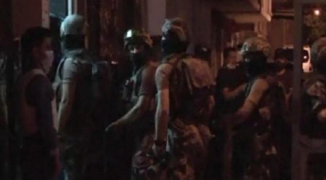 O talimat tespit edildi, 15 ilçede IŞİD'e eş zamanlı operasyon yapıldı: 27 gözaltı