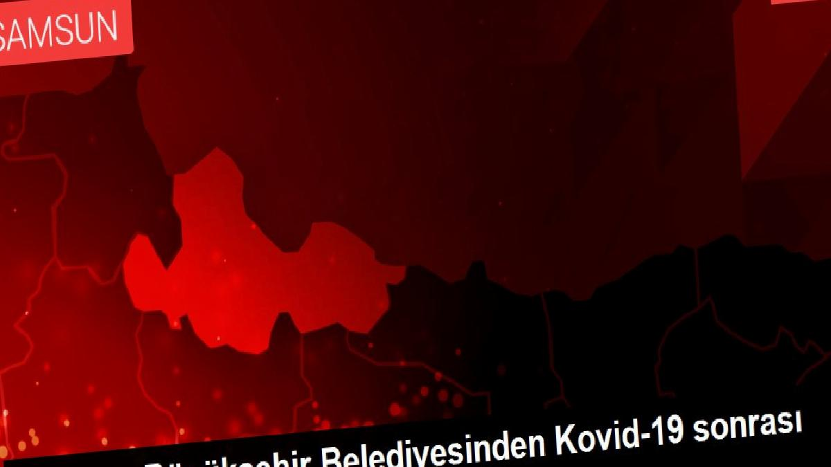 Samsun Büyükşehir Belediyesinden Kovid-19 sonrası psikolojik destek