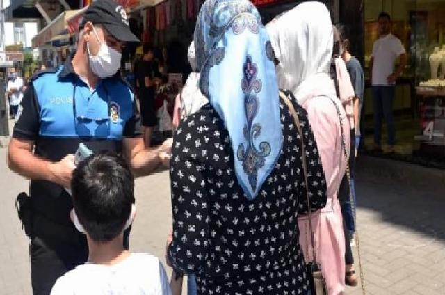 Samsun'da polisten vatandaşa hırsızlık ve dolandırıcılık uyarısı