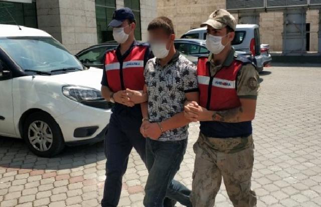 Samsun'da uyuşturucu ticaretinden 1 kişi tutuklandı
