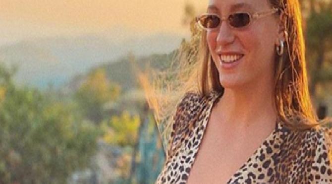 Serenay Sarıkaya'nın makyajsız hali dikkat çekti
