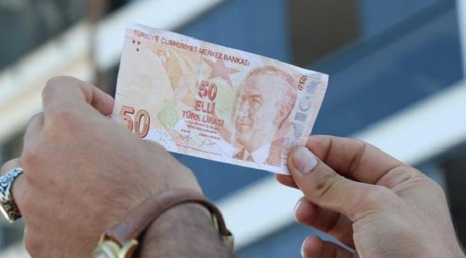 Son dakika… 50 TL'lik banknot için 75 bin lira istiyor