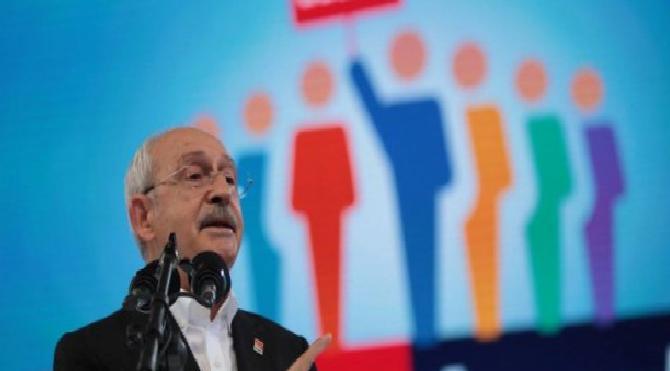 Son dakika… CHP Kurultayı'nda flaş gelişme… Ve tek aday Kemal Kılıçdaroğlu